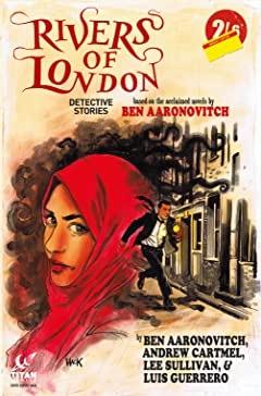 Rivers of London: Detective Stories No.4