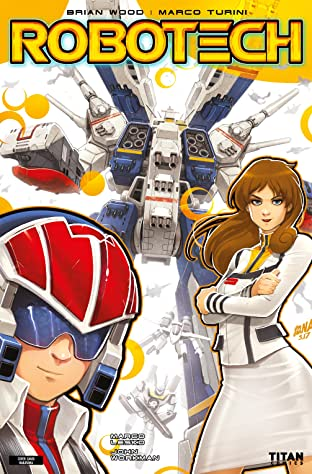 Robotech No.3
