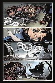Captain Kronos #1