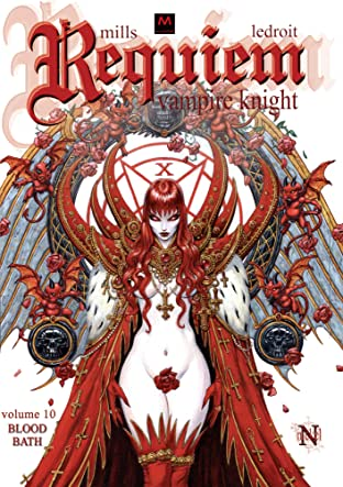Requiem Vampire Knight Vol. 10: Blood Bath