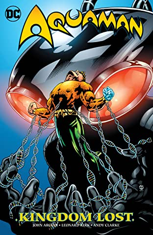 Aquaman (2003-2006): Kingdom Lost