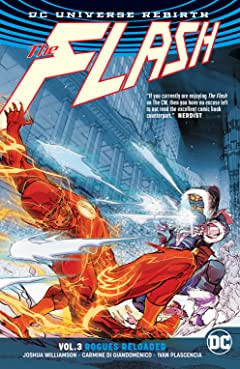 The Flash (2016-) Vol. 3: Rogues Reloaded