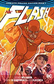 Flash: The Rebirth Deluxe Edition - Book 1