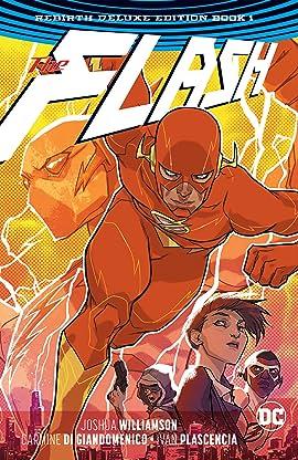 Flash: The Rebirth Deluxe Edition - Book 1