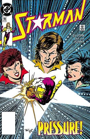 Starman (1988-1992) #18