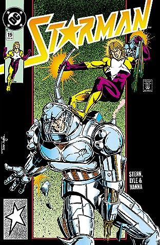 Starman (1988-1992) #19