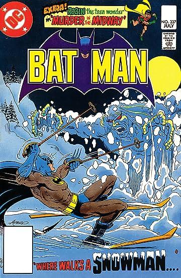 Batman (1940-2011) #337