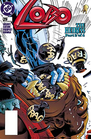 Lobo (1993-1999) #29