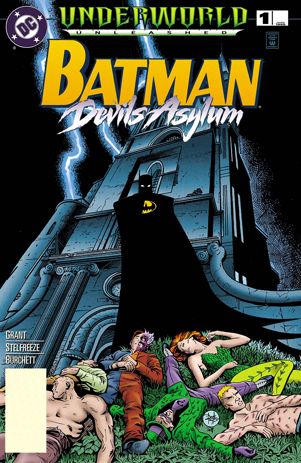 Underworld Unleashed: Batman--Devil's Asylum (1995) #1