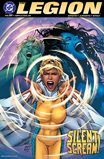 The Legion (2001-2004) #37