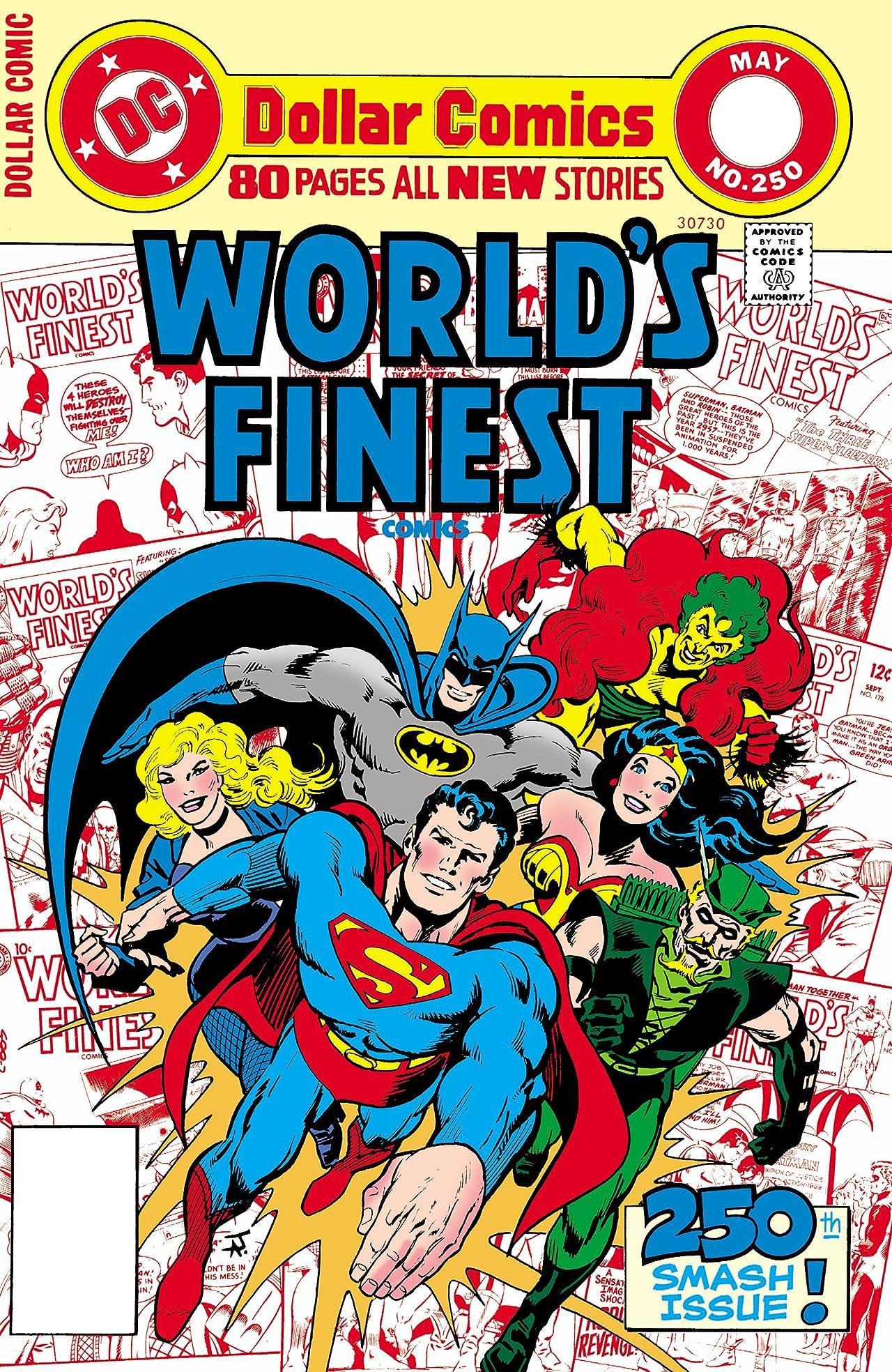 World's Finest Comics (1941-1986) #250