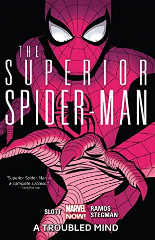 Superior Spider-Man Tome 2: A Troubled Mind
