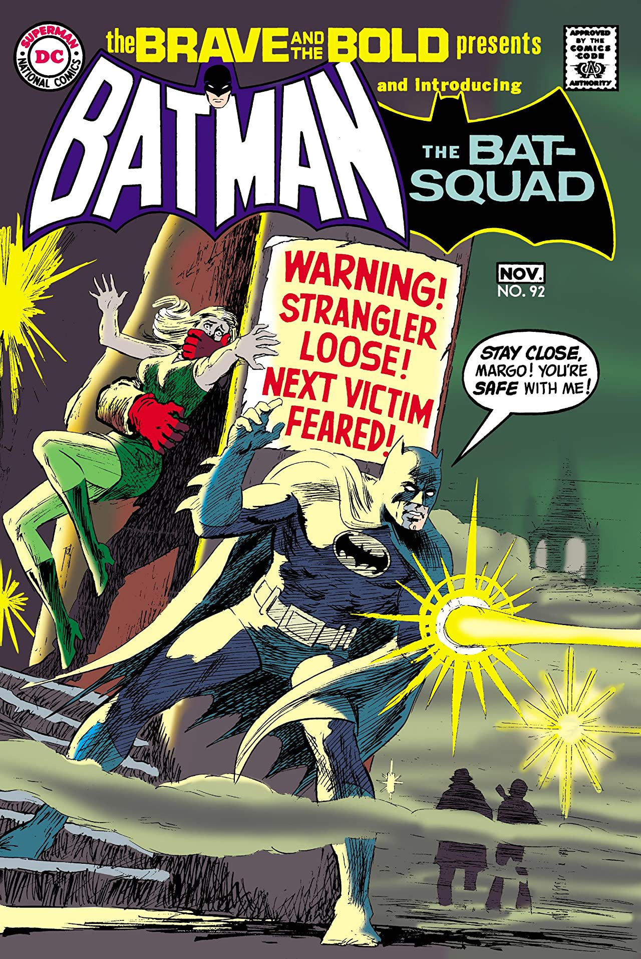 The Brave and the Bold (1955-1983) #92
