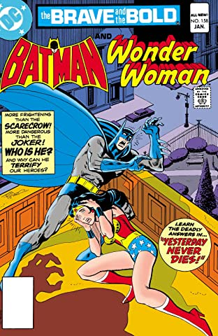 The Brave and the Bold (1955-1983) #158