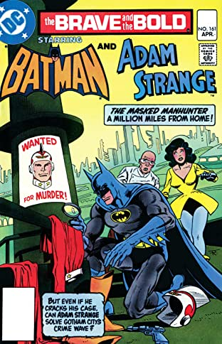 The Brave and the Bold (1955-1983) #161