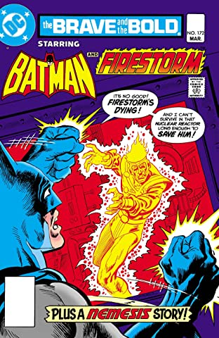 The Brave and the Bold (1955-1983) #172