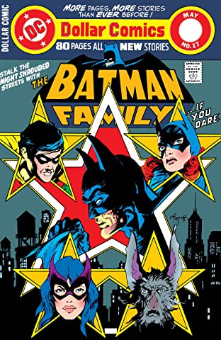 Batman Family (1975-1978) #17