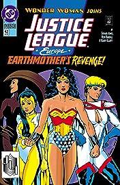 Justice League Europe (1989-1993) #42