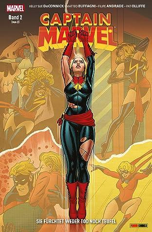 Captain Marvel (2012) Vol. 2: Sie fürchtet weder Tod noch Teufel