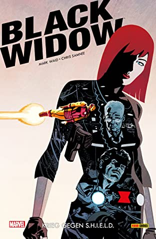 Black Widow Vol. 1: Krieg gegen S.H.I.E.L.D.