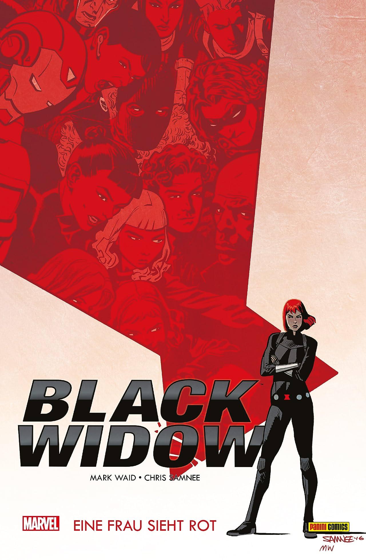 Black Widow Vol. 2: Eine Frau sieht rot