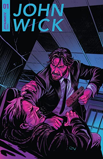 Image result for john wick comic issue 1