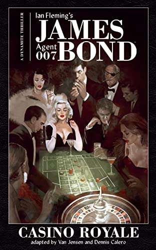 James Bond (2018): Casino Royale