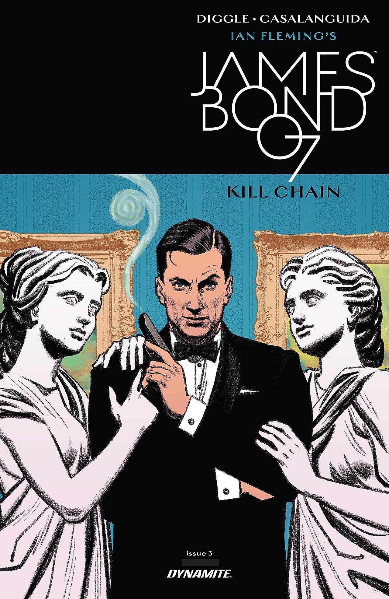 James Bond: Kill Chain (2017) #3 (of 6)