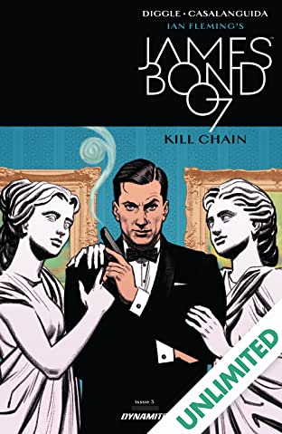 James Bond: Kill Chain (2017) #3 (of 6)