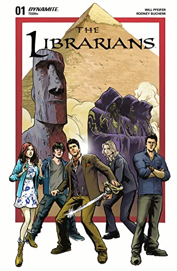 The Librarians #1