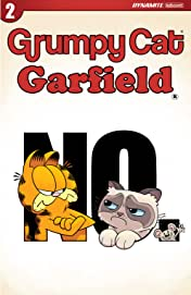 Grumpy Cat/Garfield #2