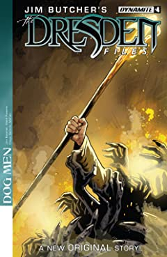 Jim Butcher's The Dresden Files: Dog Men No.4