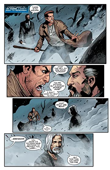 Jim Butcher's The Dresden Files: Dog Men #4