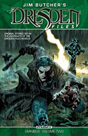Jim Butcher's The Dresden Files Omnibus Vol. 2