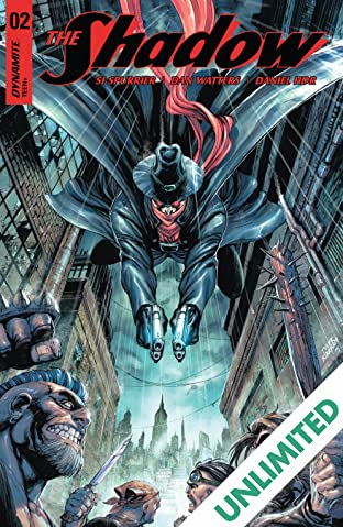 The Shadow (2017) #2