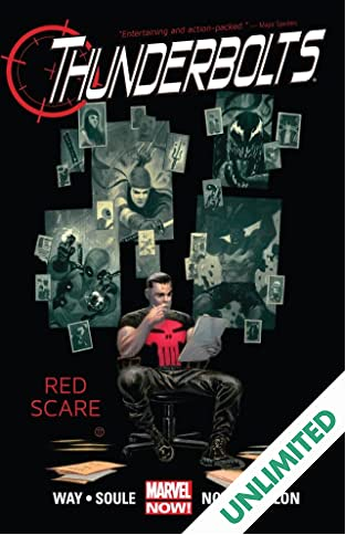 Thunderbolts Vol. 2: Red Scare
