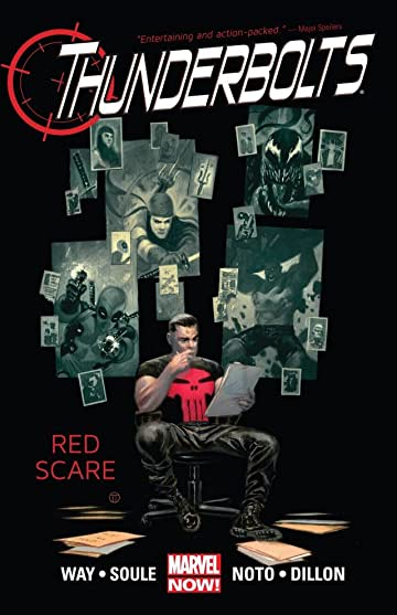 Thunderbolts Tome 2: Red Scare