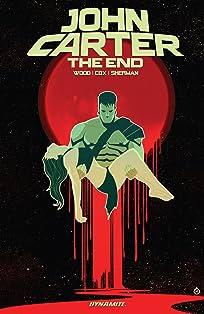 John Carter: The End