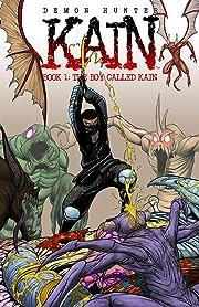 Demon Hunter Kain Book 1: The Boy Called Kain