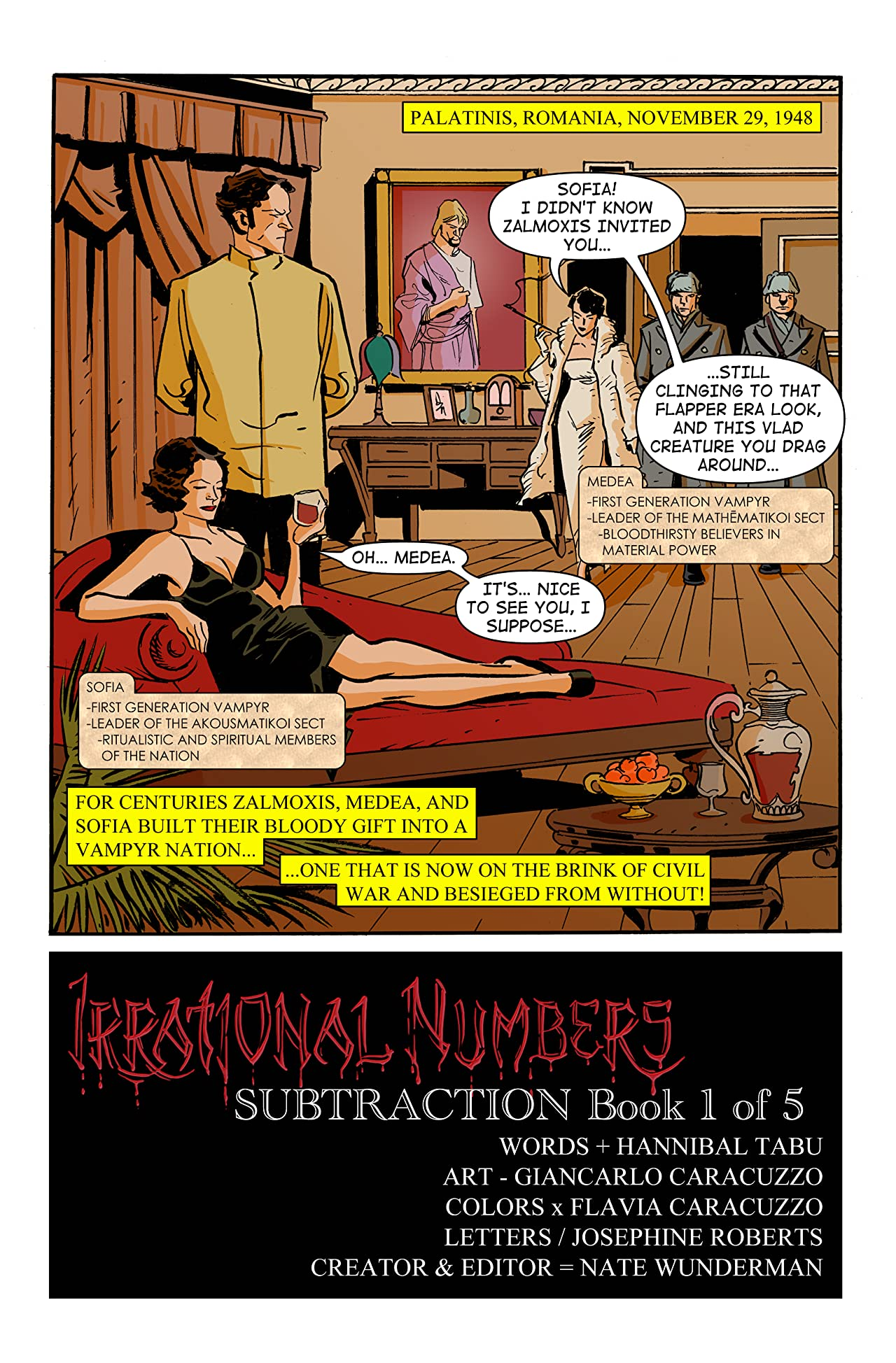 Irrational Numbers #1