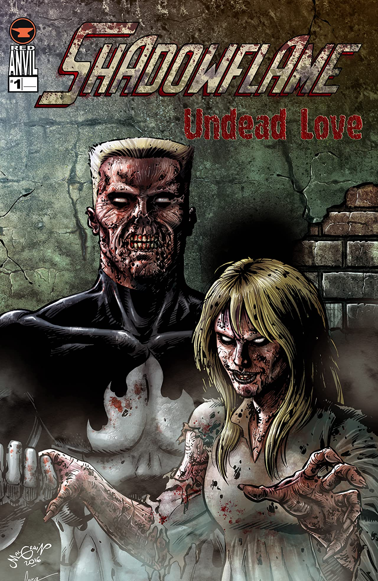 Shadowflame: Undead Love