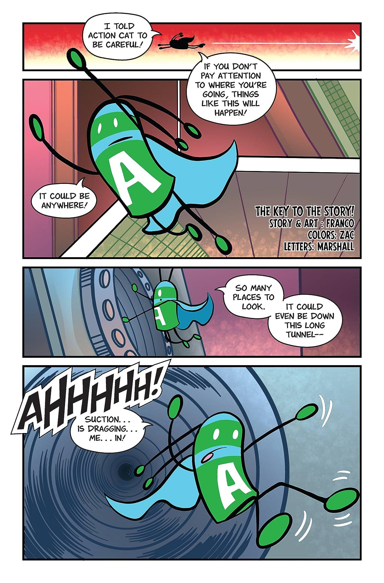 Aw Yeah Comics! #13