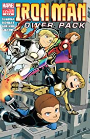 Iron Man and Power Pack (2007-2008) #4 (of 4)