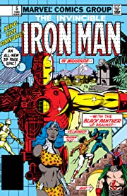 Iron Man (1968-1996) Annual #5