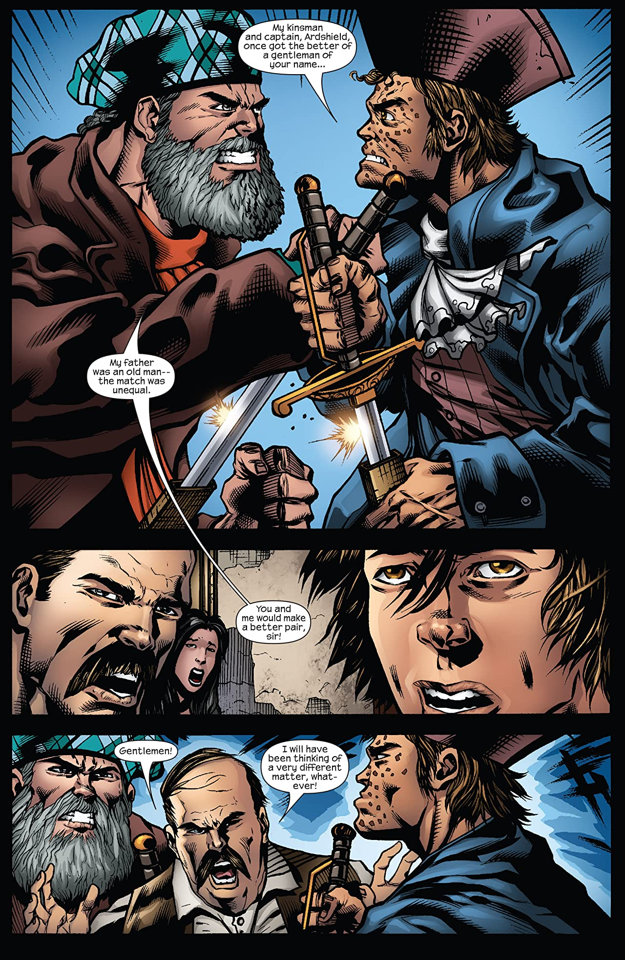 Kidnapped! (2008-2009) #5 (of 5)