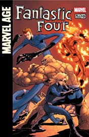 Marvel Age Fantastic Four (2004-2005) #10