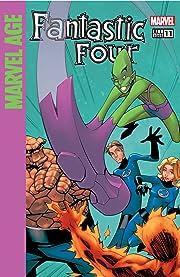 Marvel Age Fantastic Four (2004-2005) #11