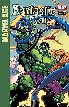 Marvel Age Fantastic Four (2004-2005) #12