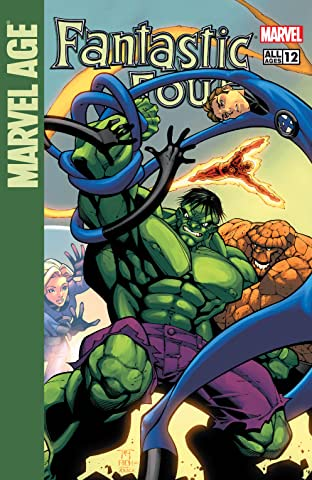 Marvel Age Fantastic Four (2004-2005) #12