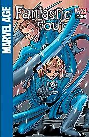 Marvel Age Fantastic Four (2004-2005) #2